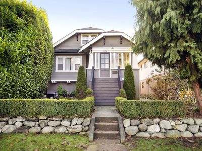 Photo for Stylish, Spacious, Suite within East Vancouver Heritage Home