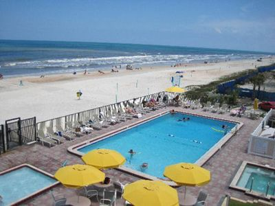 Photo for Ocean View One Bedroom Condo, Amazing Price (A114)