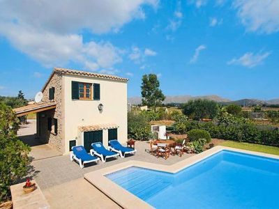 Photo for holiday home, Pollensa  in Mallorca Nord - Ostküste - 2 persons, 1 bedroom