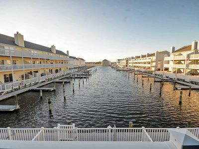 Photo for Water front town home - close to the beach!