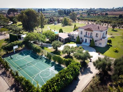 Photo for Luxury & elegant Villa in a landscaped large plot with panoramic view