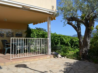 Photo for Ground floor with garden in Sant Genís.