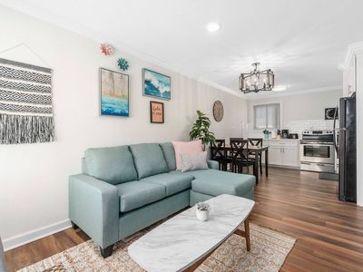 Photo for 2BR Apartment Vacation Rental in Norfolk, Virginia