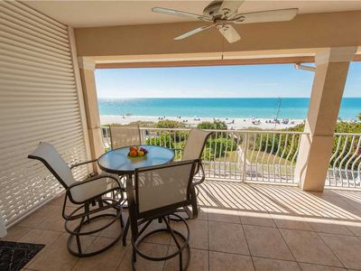 Photo for Gulf Front Condo with Spring Availability! LaPlage 9: 3 BR / 2.5 BA