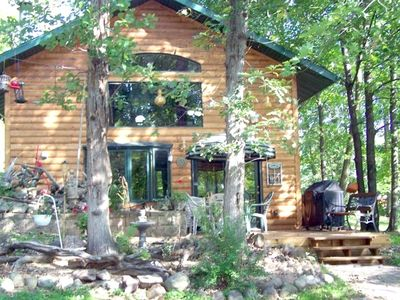 Photo for Cozy Cabin -2 Hr from Twin Cities,Economy Pricing! Have to C