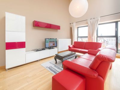 Photo for Apartment Rooftop Breeze in Oostende - 4 persons, 2 bedrooms