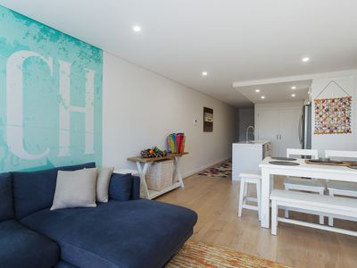 Photo for 104 'The Shoal' 6-8 Bullecourt Street - linen included & under 200m to beach