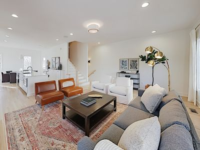 Photo for New Listing! Stylish All-Suite End Unit w/ Private 2-Car Garage