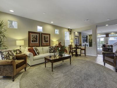 Photo for Beautiful 5 Bedroom Vacation House, 10 Minutes From The Strip!