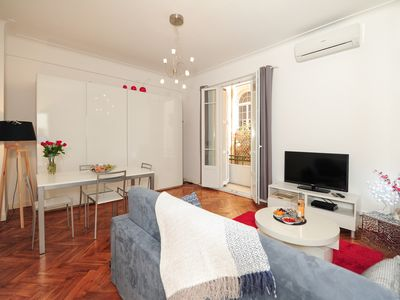 Photo for Your charming apartment in the heart of the Golden Square!