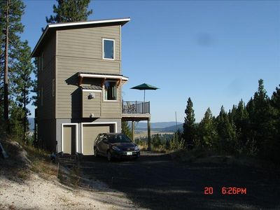 Ridgetop Mountain Tower with spectacular views