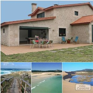 Photo for Self catering Villa Carolina Corrubedo Parque Natural for 10 people