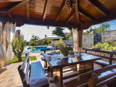 Photo for NEW!! VILLA ROY  WITH PRIVATE POLL IN CENTRAL    ISTRIA - LAST MINUTE