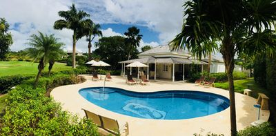 Photo for 3 Bedroom Villa With Private Pool on Royal Westmoreland With Golf & Sea View