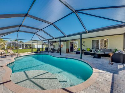 Photo for Roelens Vacations - Villa Seas the Day - Cape Coral