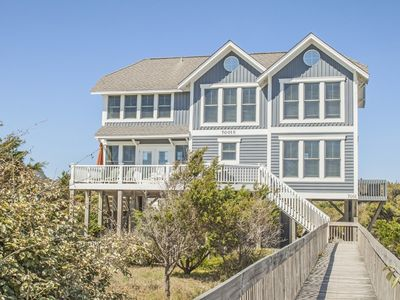 Photo for Full Frontal: 3 Bed/3.5 Bath Dog-Friendly Beach Home
