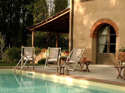 Photo for Villa Leonina in Arezzo Area, Tuscany