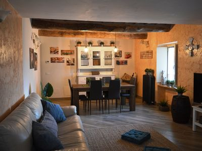 Photo for Panoramic & Private  House in Umbrian Countryside - Sleeps max 6 Guests