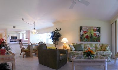 Photo for Essex Elegant 3BR Ground Floor Condo a 3 Minute Walk To South Beach access