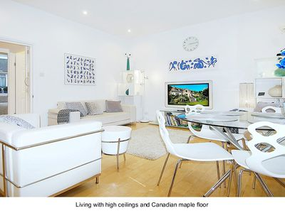 Photo for Immaculate Designer Apartment in Brackenbury Village, Zone2, Central London