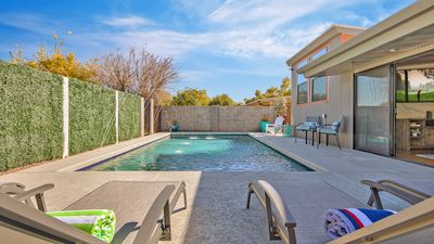 Photo for New Scottsdale Home Great location Heated pool