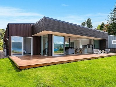 Photo for Mana Sarovar - Designer Lake Tarawera Holiday Home