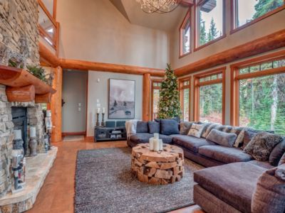 Photo for Luxury Ski-in/Ski-out Chalet at Big White