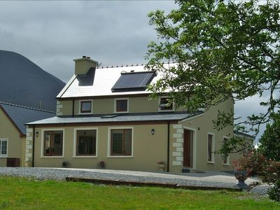 Photo for Ring of Kerry Holiday Home with Mountain & Sea Views