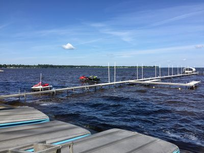 Walk Right Out To The Water, Lakefront Cottage- 4 Bed/2 Bath, Sleeps 10!