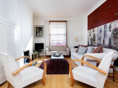 Photo for Stunning 3 bed house in Notting Hill with spacious roof terrace (Veeve)