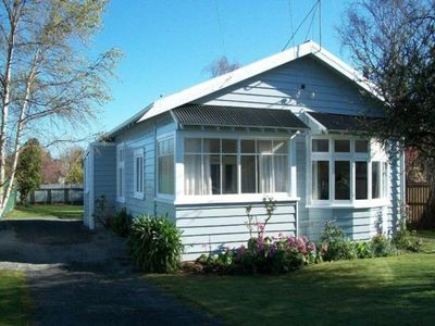 Photo for Crab Apple Cottage 13 Broadway St, Martinborough