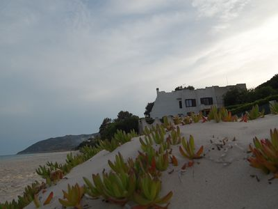Photo for House with sea views just 10 meters away from the beach
