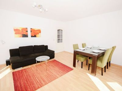 Photo for Comfort apartment Meeresrauschen, beach, top equipment - Comfort apartment Meeresrauschen Sellin by Sea Apartments