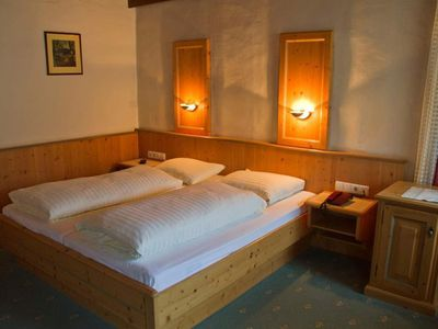 Photo for Double room, shower or bath, WC - Hotel Munde