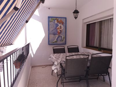 Photo for House with bright terrace.