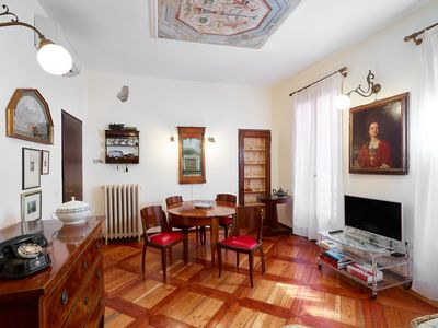 Photo for Palazzo Morosini Brandolin apartment in Cannaregio with WiFi & air conditioning.