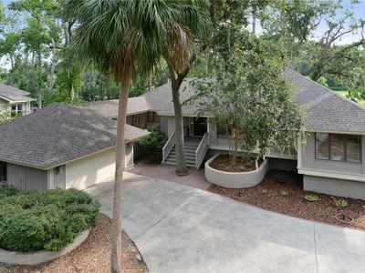 Photo for Newly renovated home with golf views and short walk to beach!
