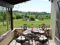 Perfect location for a relaxing break. Welcoming owners and everything you could wish in the gite.