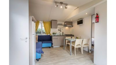 Photo for 2BR Mobile Home Vacation Rental in Livorno, Toscana