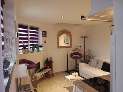 Photo for STUDIO Balnéo ZEN 20m ² CLOSE DISNEY (45mn by car)