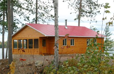 Photo for 4BR Cottage Vacation Rental in Lac-Nilgaut, QC