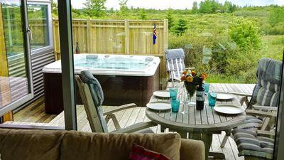 Photo for Luxury House with Hot Tub close to Snæfellsnes National Park *Iceland top five*