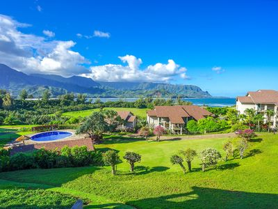 Photo for Aloha Condos, Hanalei Bay Resort, Condo 6203-04, Ocean View, AC