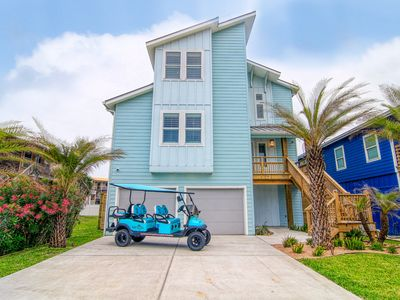 Photo for 628 on Seabreeze 4/3.5 bath, Private Pool, Outdoor Kitchen