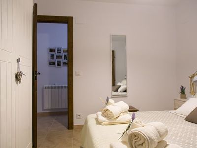 Photo for Rural apartment La Posada for 2 people