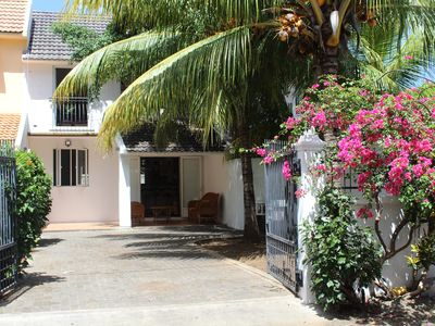 Photo for LOVELY BUNGALOW SITUATED AT FLIC EN FLAC MAURITIUS