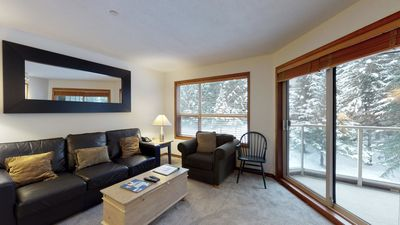 Photo for Prime Ski-in Ski-out Location! Pool, Hot tubs, sleeps 8 (349)