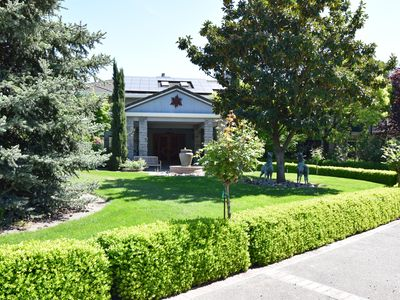 Photo for Estate In Park Like Setting In Vineyards with tennis Court & Pool