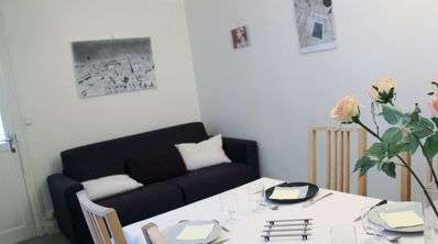 Photo for Quiet apartment in the Latin Quarter