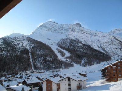 Photo for Apartment Amici in Saas-Fee - 4 persons, 1 bedrooms